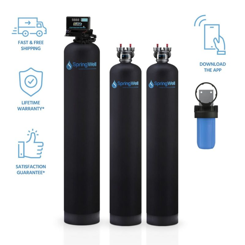 Ultra Whole House Well Filter System