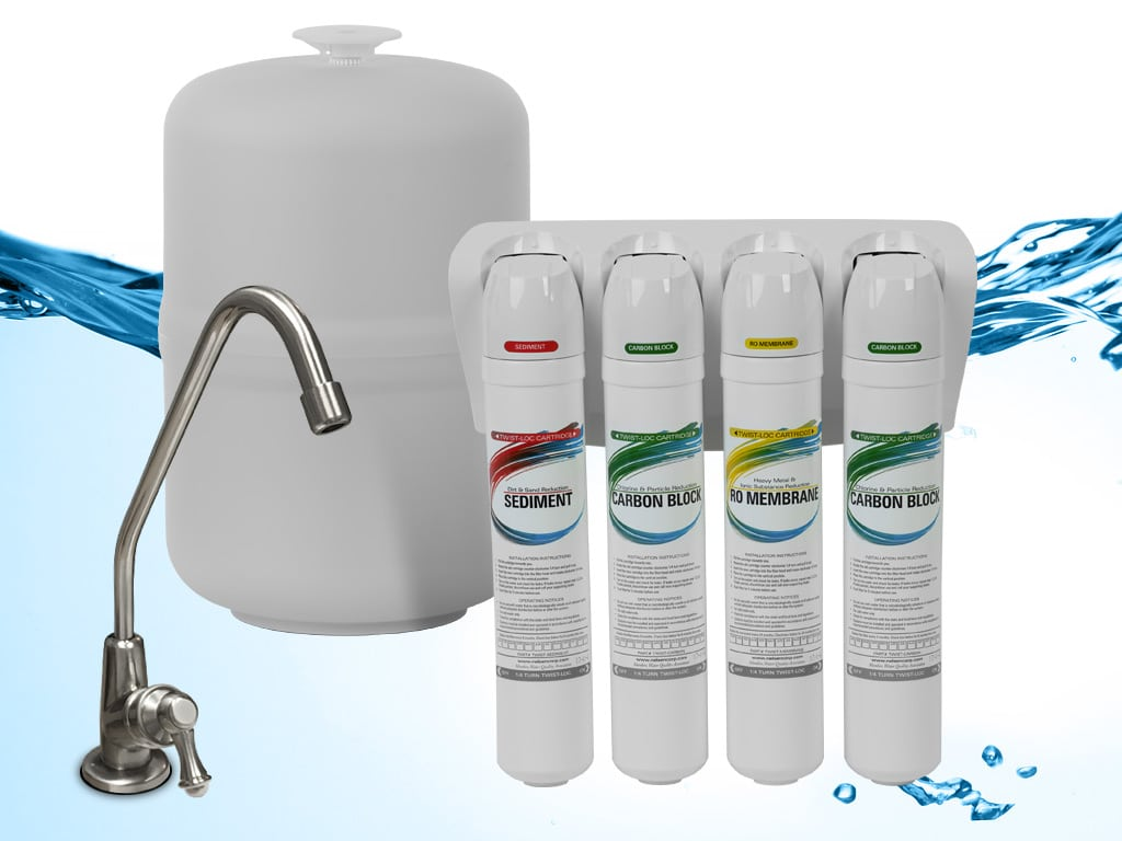 SpringWell Reverse Osmosis Drinking System
