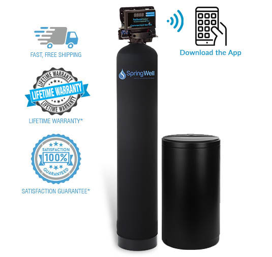 salt based water softener