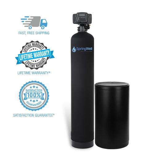 Salt Based Water Softener System