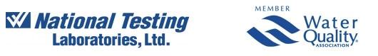 national testing lab & water quality logo