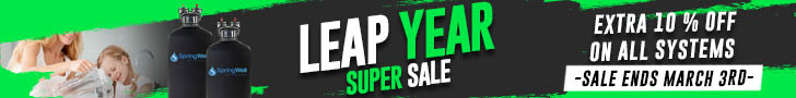 Leap Year Filtration System Sale