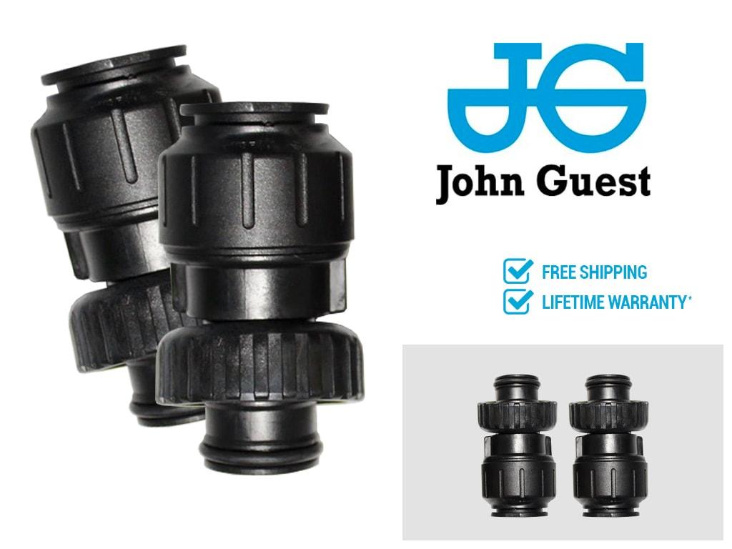"John Guest 1"" Clack Adapters"
