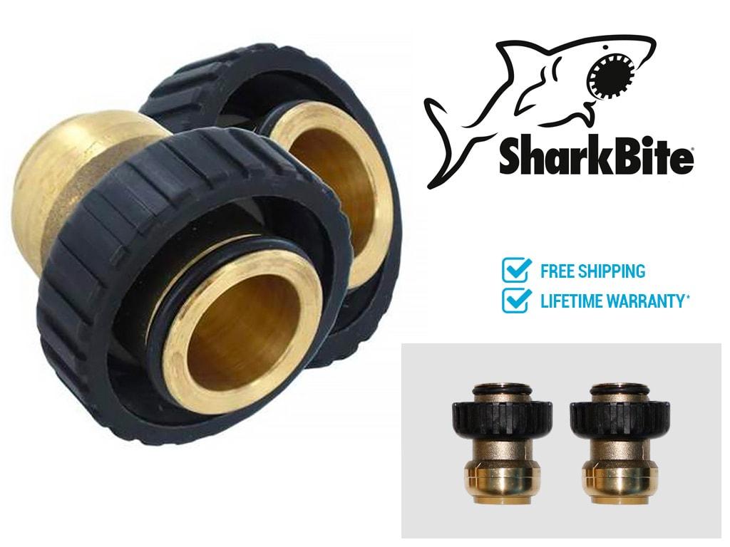 """1"""" SharkBite"""