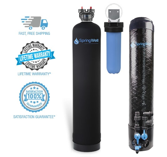 Browse Products - SpringWell Water Filtration Systems