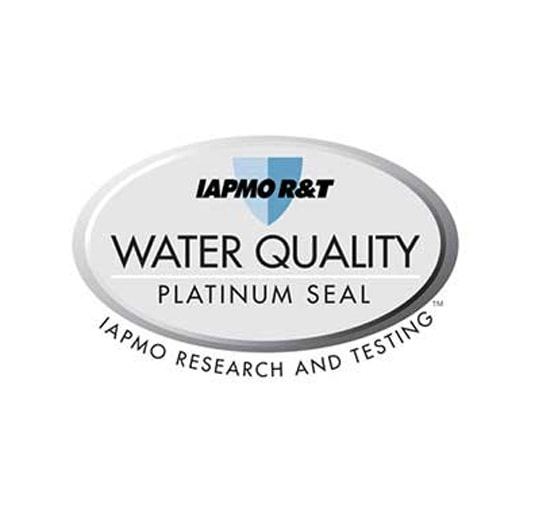 water quality platinum seal