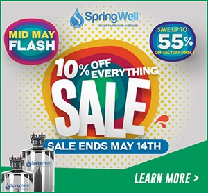 springwell water sale
